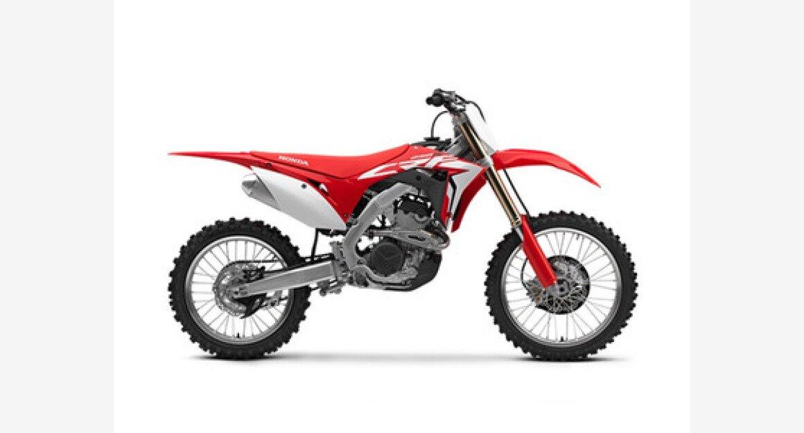 2018 Honda CRF250R for sale 200515428