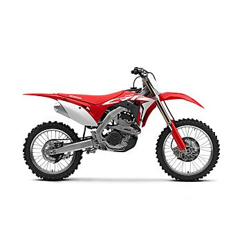 2018 Honda CRF250R for sale 200536274