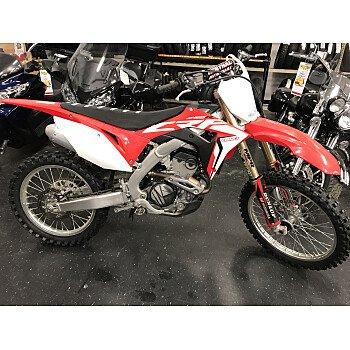 2018 Honda CRF250R for sale 200596327