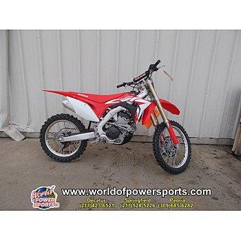 2018 Honda CRF250R for sale 200637162