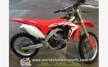 2018 Honda CRF250R for sale 200654185