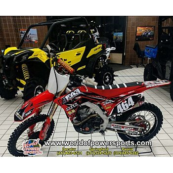 2018 Honda CRF250R for sale 200665889