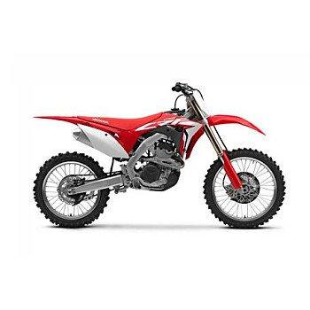 2018 Honda CRF250R for sale 200690637