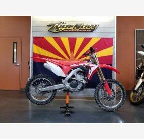 2018 Honda CRF250R for sale 200748122