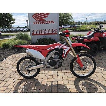 2018 Honda CRF250R for sale 200754174