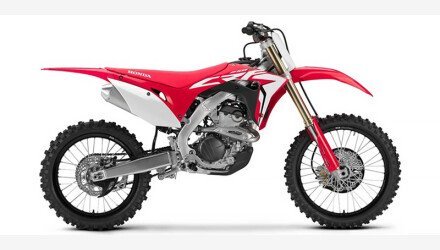 2018 Honda CRF250R for sale 200854371