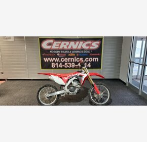 2018 Honda CRF250R for sale 200860615