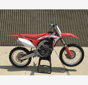 2018 Honda CRF250R for sale 200903439