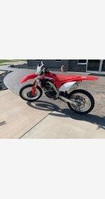 2018 Honda CRF250R for sale 200925528