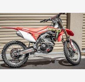 2018 Honda CRF250R for sale 200931856