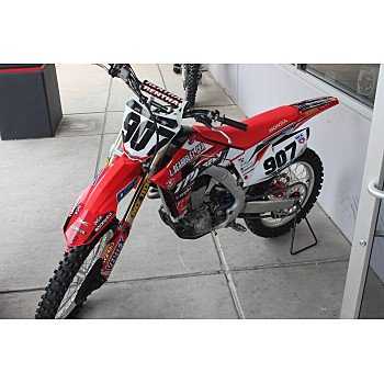 2018 Honda CRF450R for sale 200643274