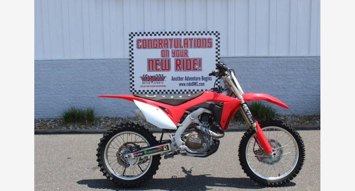 2018 Honda CRF450R for sale 200647659