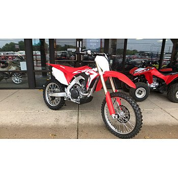 2018 Honda CRF450R for sale 200677941