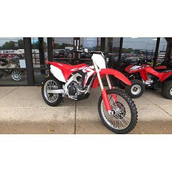 2018 Honda CRF450R for sale 200677941