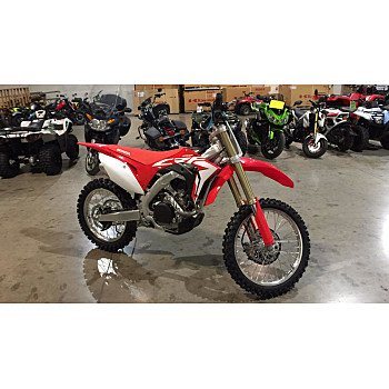 2018 Honda CRF450R for sale 200687295