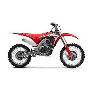 2018 Honda CRF450R for sale 200724500