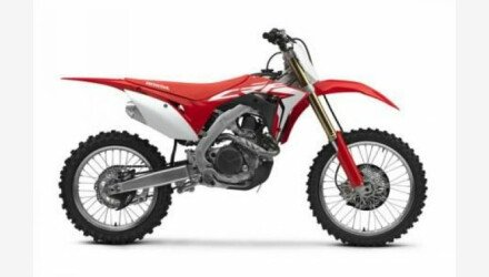 2018 Honda CRF450R for sale 200480201