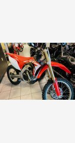 2018 Honda CRF450R for sale 200524189