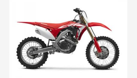 2018 Honda CRF450R for sale 200607820