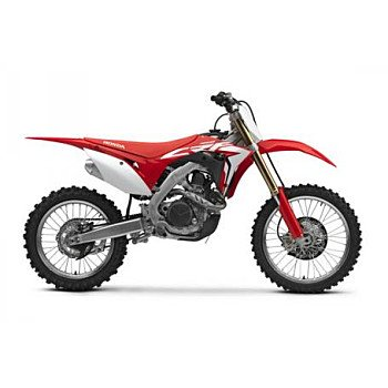 2018 Honda CRF450R for sale 200664187