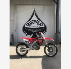 2018 Honda CRF450R for sale 200666367
