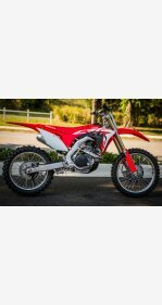 2018 Honda CRF450R for sale 200712911