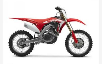 2018 Honda CRF450R for sale 200713035