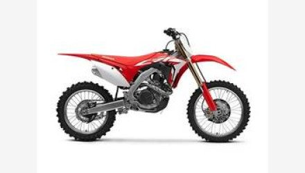 2018 Honda CRF450R for sale 200812650
