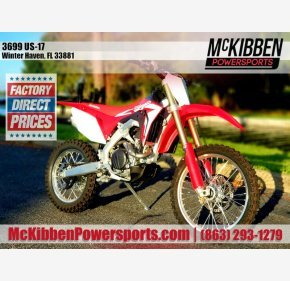 2018 Honda CRF450R for sale 200815994