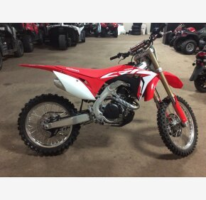 2018 Honda CRF450R for sale 200858152