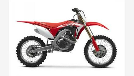 2018 Honda CRF450R for sale 200970116