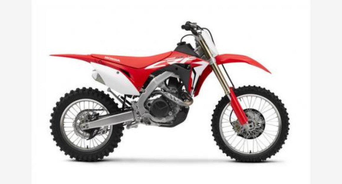 2018 Honda CRF450RX for sale 200619586