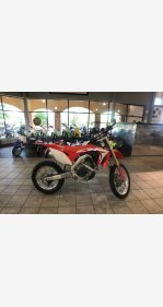 2018 Honda CRF450RX for sale 200487958