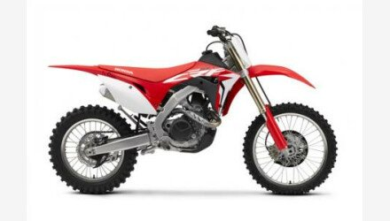 2018 Honda CRF450RX for sale 200641389