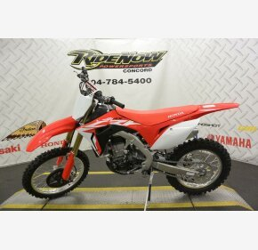2018 Honda CRF450RX for sale 200661892
