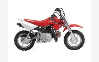 2018 Honda CRF50F for sale 200471034