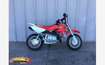 2018 Honda CRF50F for sale 200593947