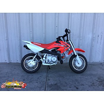 2018 Honda CRF50F for sale 200593953