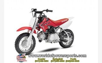 2018 Honda CRF50F for sale 200637069