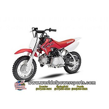 2018 Honda CRF50F for sale 200637069
