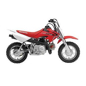 2018 Honda CRF50F for sale 200661630