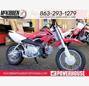 2018 Honda CRF50F for sale 200588715