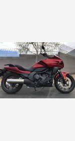2018 Honda CTX700 for sale 200813479