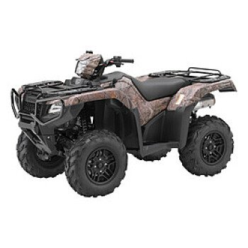 2018 Honda FourTrax Foreman Rubicon for sale 200487681