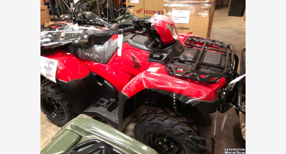 2018 Honda FourTrax Foreman Rubicon for sale 200501886