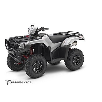 2018 Honda FourTrax Foreman Rubicon for sale 200503023