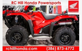 2018 Honda FourTrax Foreman Rubicon 4x4 Automatic for sale 200533127