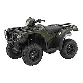 2018 Honda FourTrax Foreman Rubicon 4x4 Automatic for sale 200544620