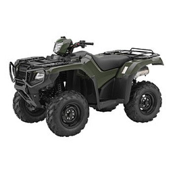 2018 Honda FourTrax Foreman Rubicon for sale 200562499