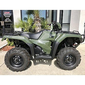 2018 Honda FourTrax Foreman Rubicon 4x4 EPS for sale 200571210